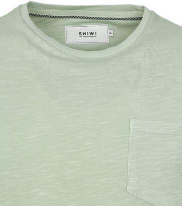 Shiwi T-Shirt Marc Lichtgroen