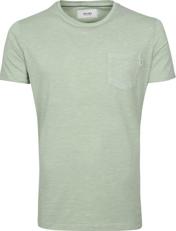 Shiwi T Shirt Marc Light Green
