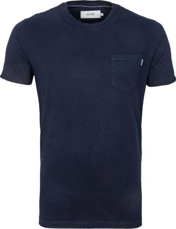 Shiwi T Shirt Marc Navy