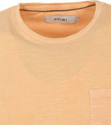 Shiwi T Shirt Marc Orange