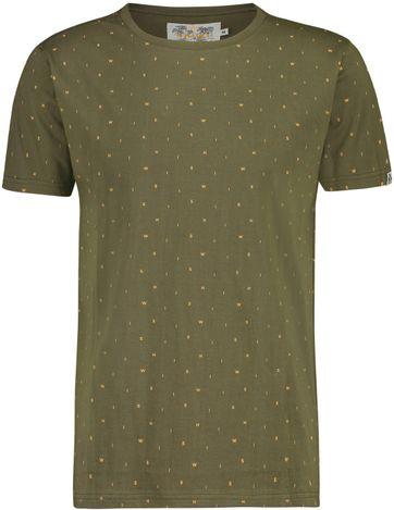 Shiwi T-Shirt Minishiwi Groen
