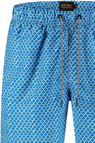 Shiwi Zwembroek Mosaic Blauw