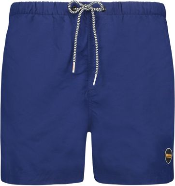 Shiwi Zwembroek Solid Mike Navy Blauw