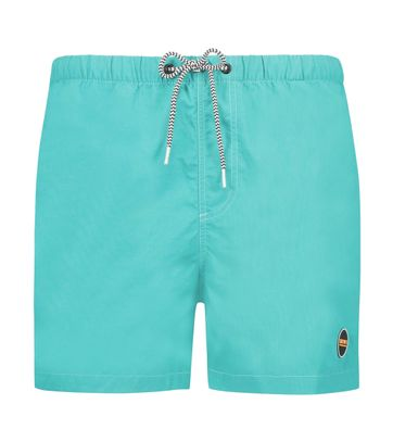Shiwi Zwembroek Solid Mike Turquoise