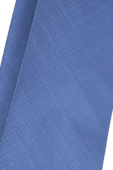 Silk Tie Blue K81-9
