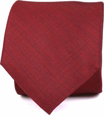 Silk Tie Bordeaux K82-1
