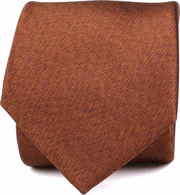 Silk Tie Brown K82-20