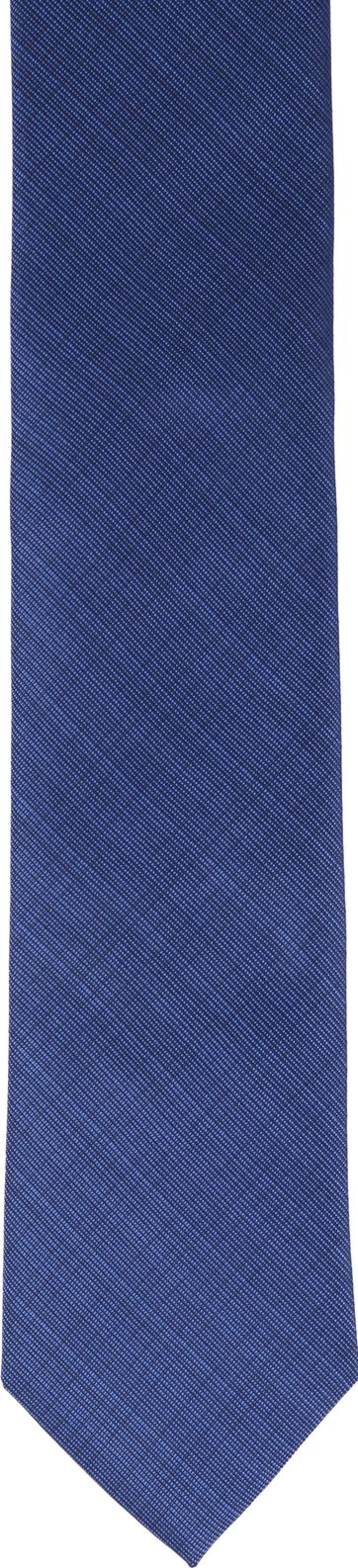 Silk Tie Dark Blue K82-1