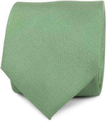 Silk Tie Green K81-10