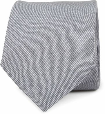 Silk Tie Grey K81-11