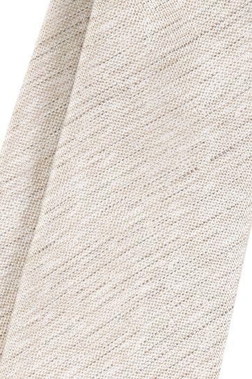 Silk Tie Light Brown K81-6