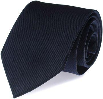 Silk Tie Navy F35