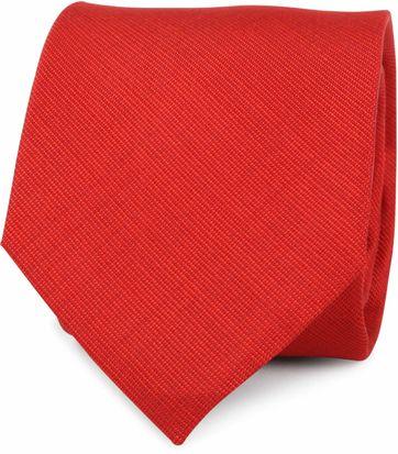 Silk Tie Red K81-14