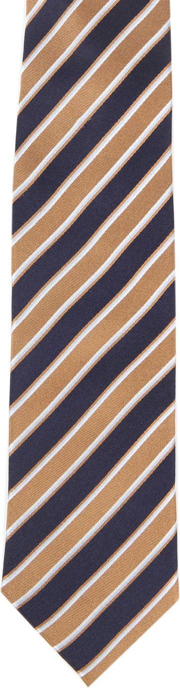 Silk Tie Stripes F82-11
