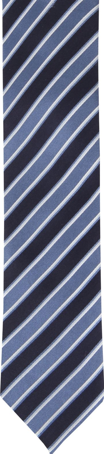 Silk Tie Stripes F82-12