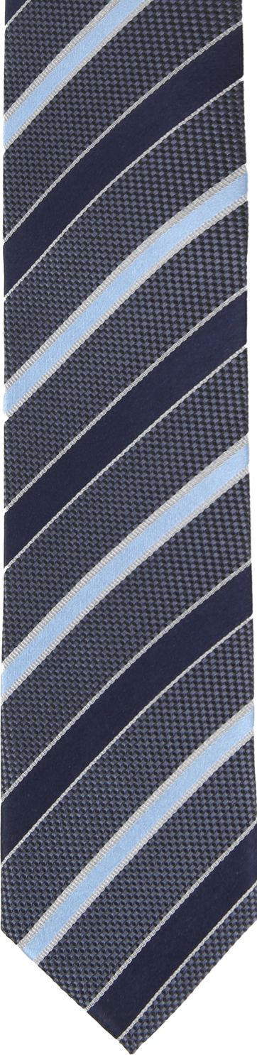 Silk Tie Stripes F82-9