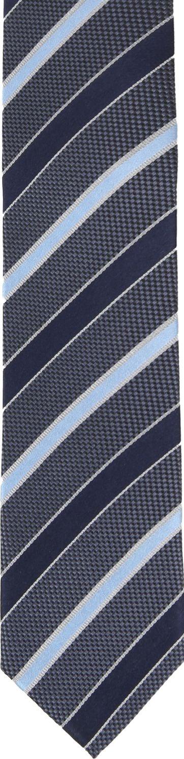 Silk Tie Stripes F82-9