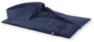 Skinny Fit Shirt Dark Blue 132-4