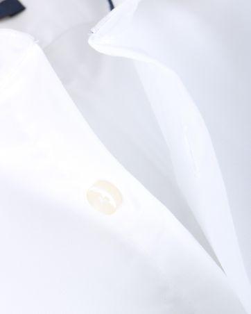 Skinny Fit Shirt White 132-1