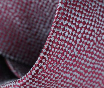 Detail Stropdas Zijde Paars