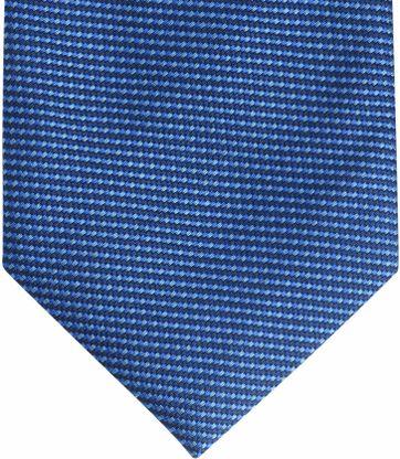 Stropdas Zijde Royal Blue
