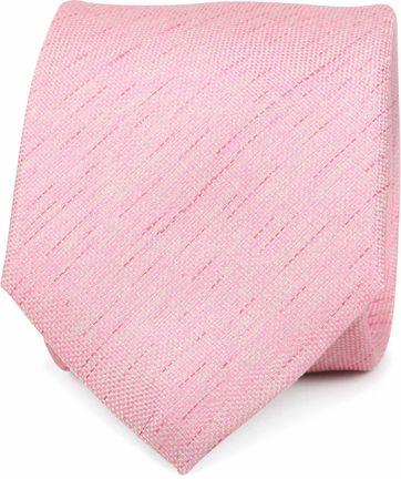 Stropdas Zijde Roze K81-3