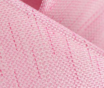 Detail Stropdas Zijde Roze Motief
