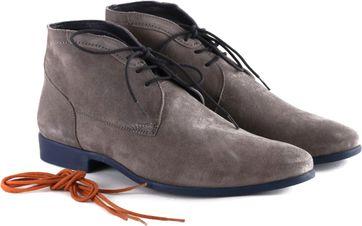 Suede STBL Desert Boots Grijs