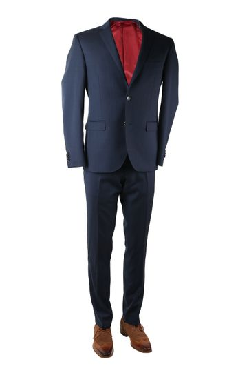 Suitable Anzug Fabro Dunkelblau