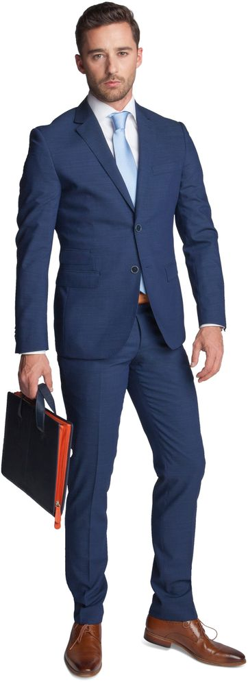 Suitable Anzug Geneve