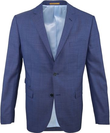 Suitable Anzug Lucius Roys Blau