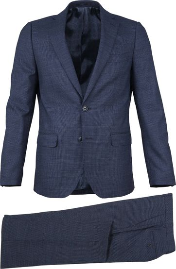 Suitable Anzug Strato Morris