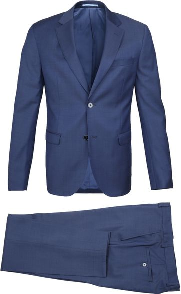 Suitable Anzug Strato Puto Blau