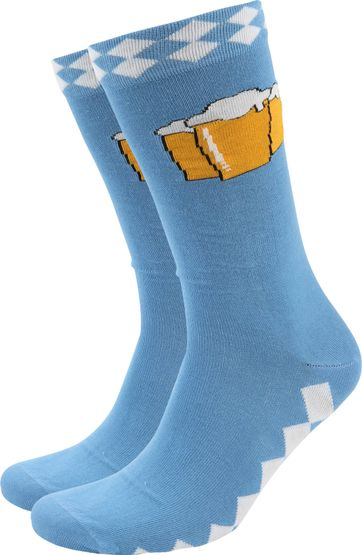 Suitable Bambus Socken Oktoberfest