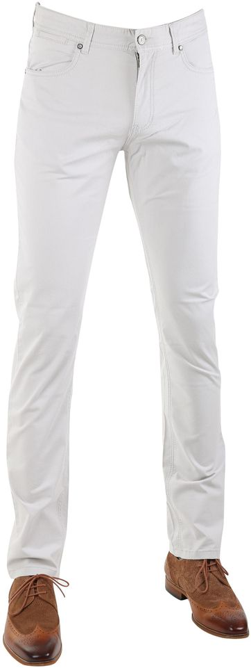 Suitable Barrie Pants Off White