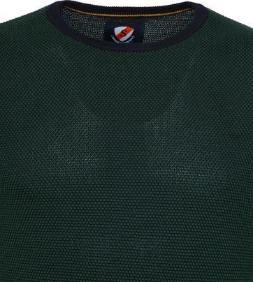 Suitable Baumwolle Bince Pullover Grün