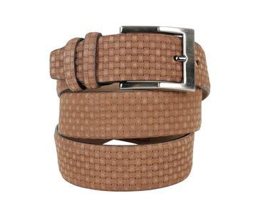 Suitable Belt Braid Brown