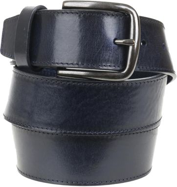 Suitable Belt Casual Dark Blue 313