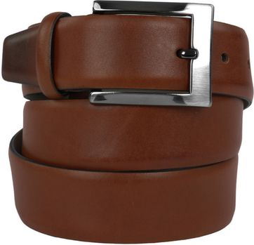 Suitable Belt Dark Braun