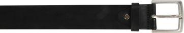 Suitable Belt Leather Black