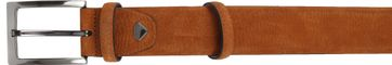 Suitable Belt Suede Brown
