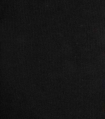 Suitable Bio-Baumwolle Socken Schwarz 6-Pack
