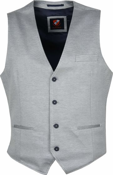 Suitable Bithlo Gilet Grijs