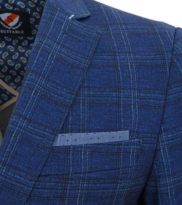 Detail Suitable Blazer Agde Dunkelblau