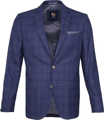 Suitable Blazer Akova Blauw