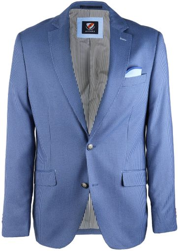 Suitable Blazer Aluito Blau