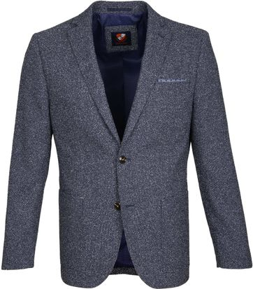 Suitable Blazer Art Blau