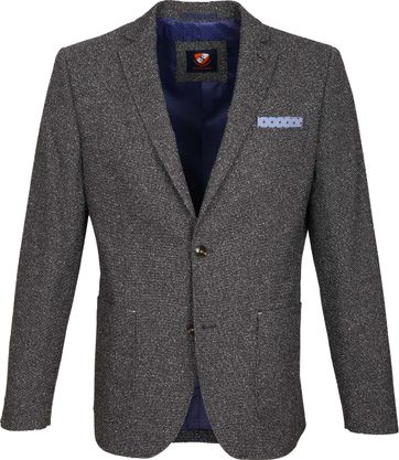 Suitable Blazer Art Dark Grey