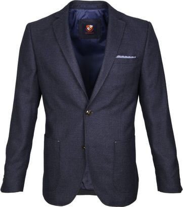 Suitable Blazer Art Dunkelblau