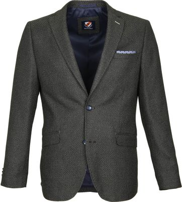 Suitable Blazer Art Grün